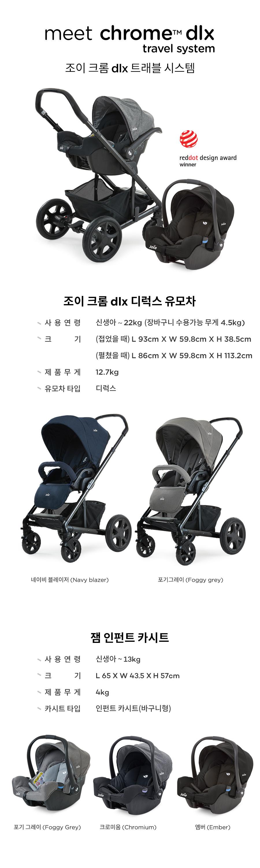 2019 chromedlx deluxe stroller travel system